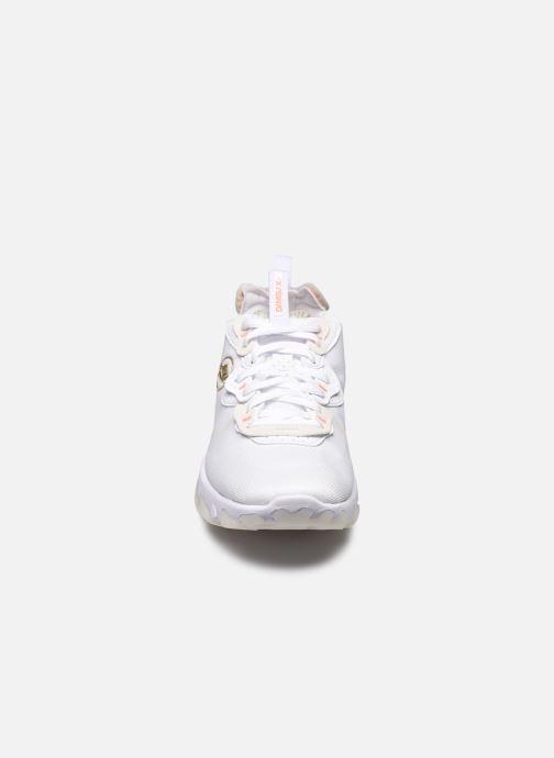Deportivas Nike Wmns Nike React Vision Blanco vista del modelo