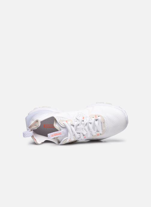 Deportivas Nike Wmns Nike React Vision Blanco vista lateral izquierda
