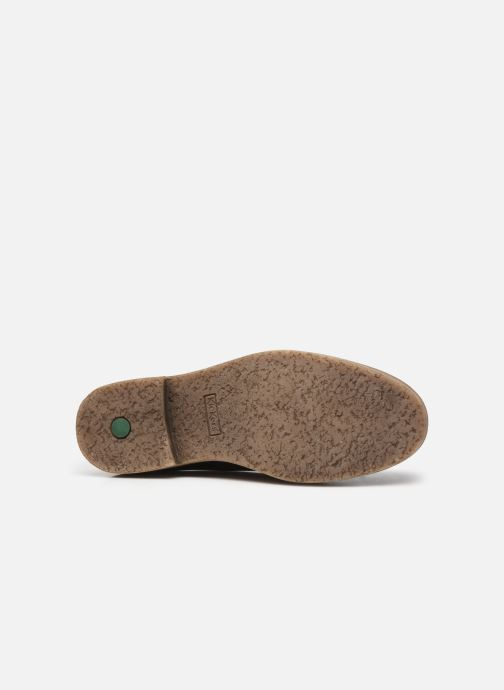 Chaussures à lacets Kickers OXBROK Marron vue haut