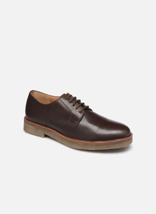 Chaussures à lacets Kickers OXBROK Marron vue détail/paire