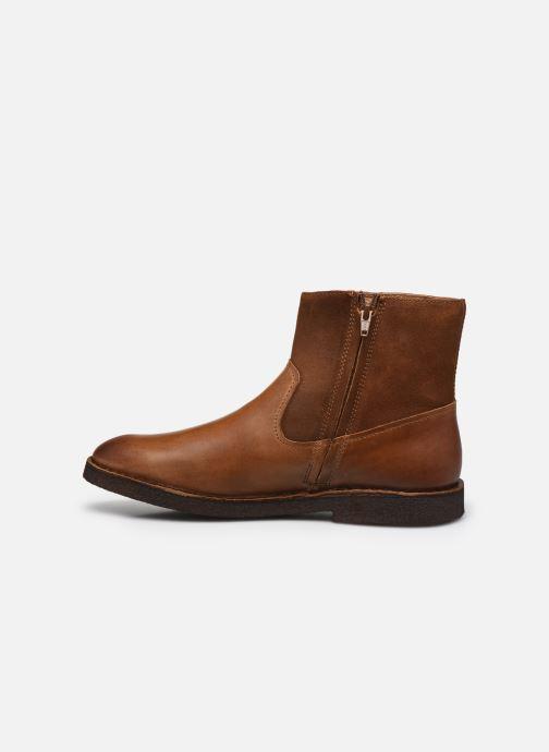 Stiefeletten & Boots Kickers CLUBCIT braun ansicht von vorne
