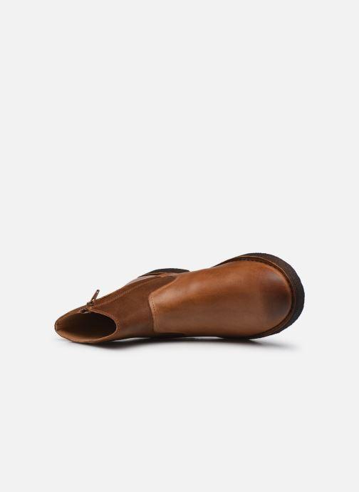 Stiefeletten & Boots Kickers CLUBCIT braun ansicht von links