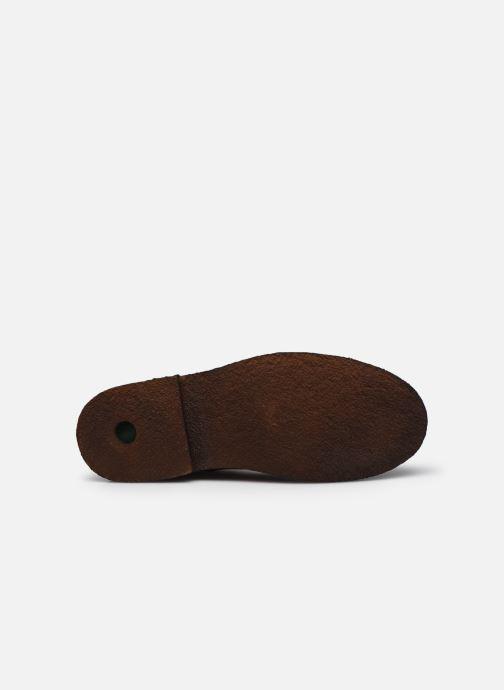 Bottines et boots Kickers CLUBCIT Marron vue haut