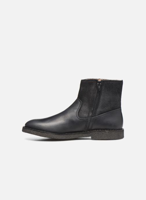 Stiefeletten & Boots Kickers CLUBCIT schwarz ansicht von vorne