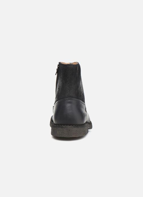 Stiefeletten & Boots Kickers CLUBCIT schwarz ansicht von rechts