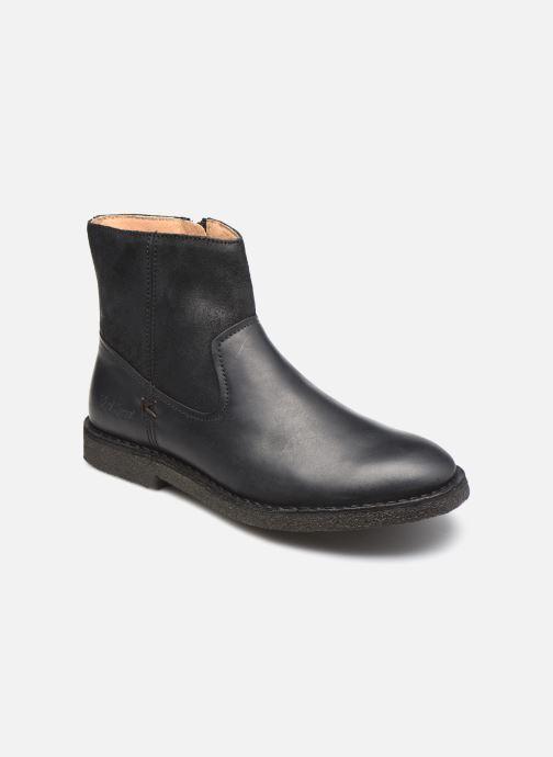 Stiefeletten & Boots Kickers CLUBCIT schwarz detaillierte ansicht/modell
