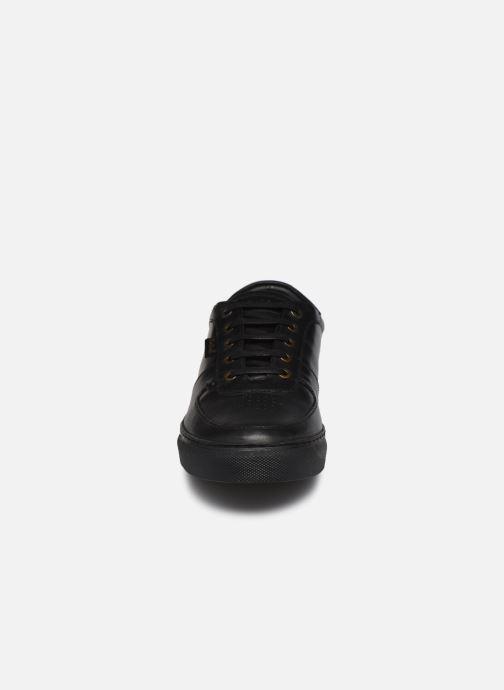 Sneaker Kickers SNIKLAN M schwarz schuhe getragen