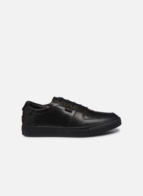 Sneaker Kickers SNIKLAN M schwarz ansicht von hinten