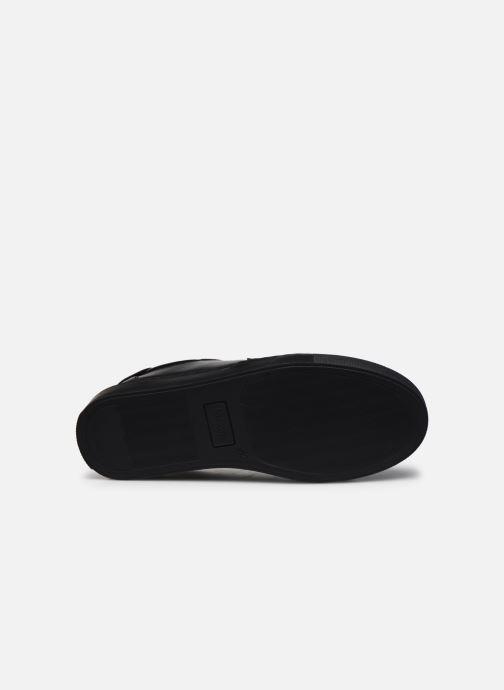 Sneaker Kickers SNIKLAN M schwarz ansicht von oben