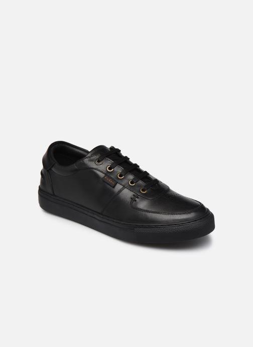 Sneaker Kickers SNIKLAN M schwarz detaillierte ansicht/modell