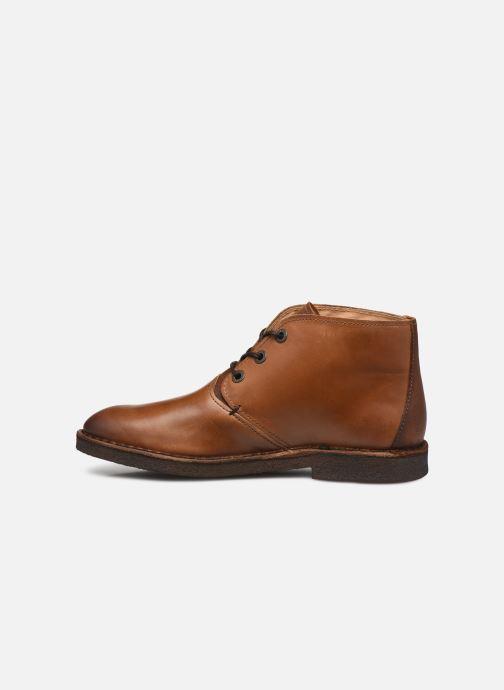 Stiefeletten & Boots Kickers CLUBY braun ansicht von vorne