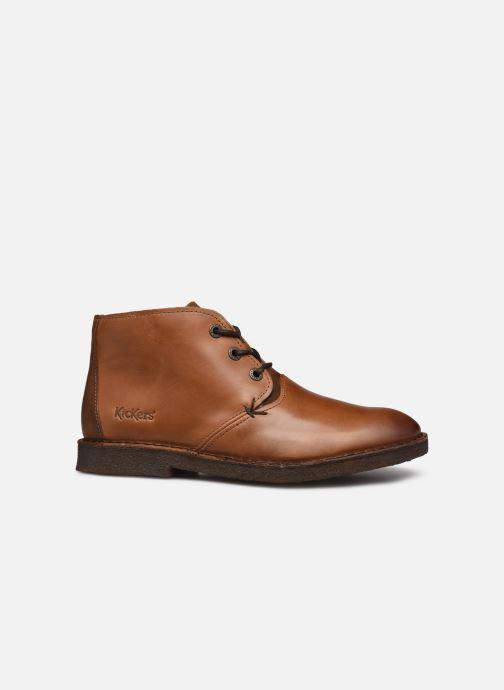 Stiefeletten & Boots Kickers CLUBY braun ansicht von hinten