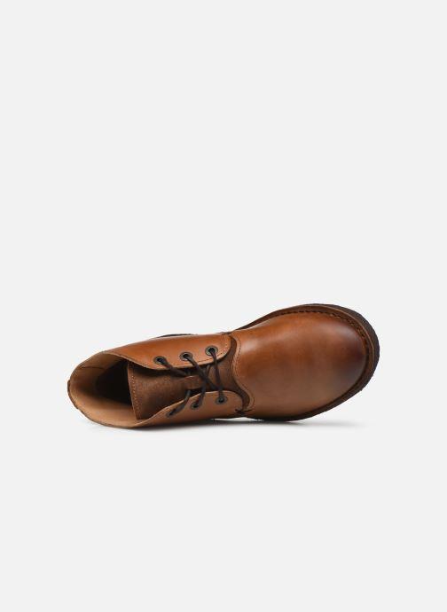 Stiefeletten & Boots Kickers CLUBY braun ansicht von links