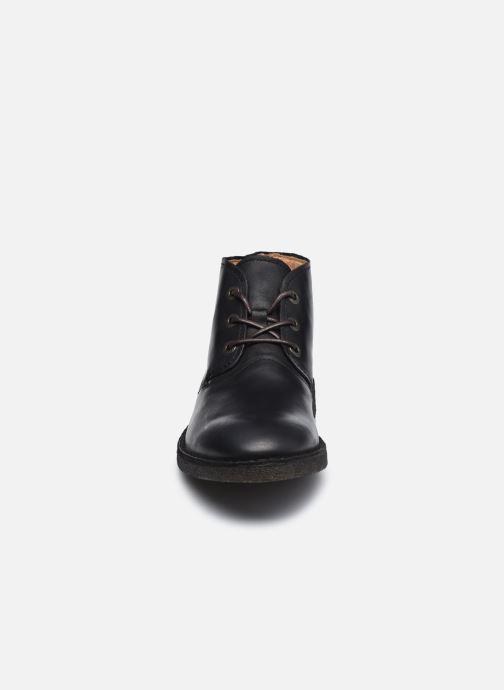 Bottines et boots Kickers CLUBY Noir vue portées chaussures