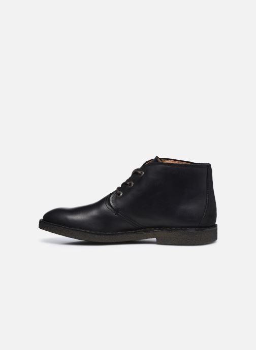 Bottines et boots Kickers CLUBY Noir vue face