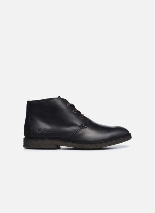 Bottines et boots Kickers CLUBY Noir vue derrière