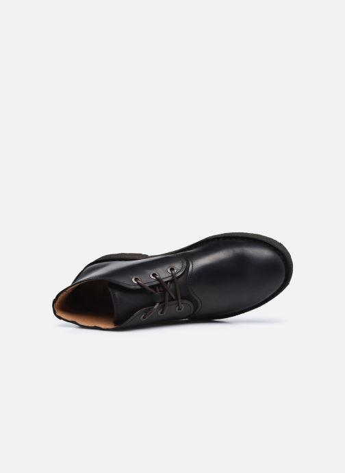 Bottines et boots Kickers CLUBY Noir vue gauche