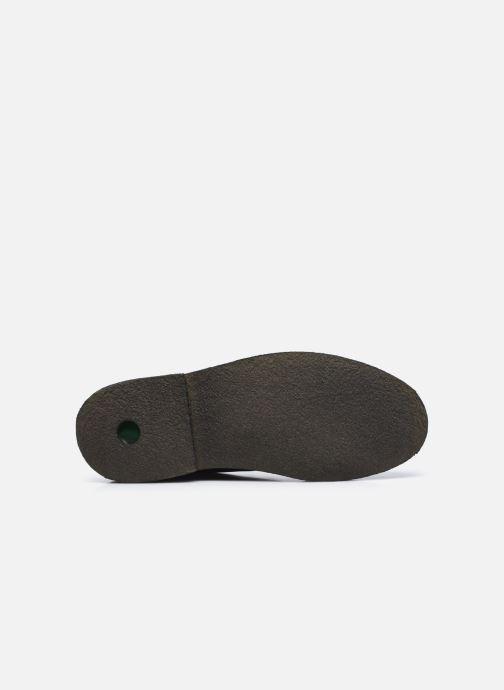 Bottines et boots Kickers CLUBY Noir vue haut