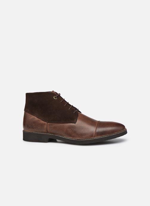 Stiefeletten & Boots Kickers MATEON braun ansicht von hinten
