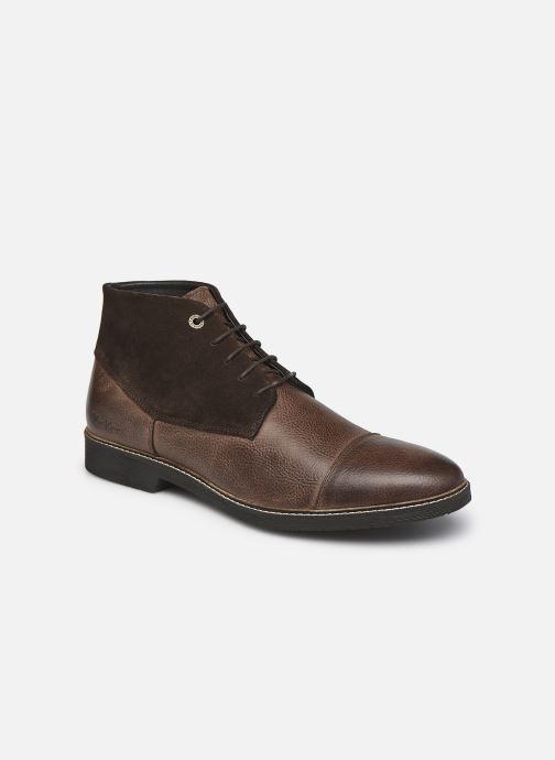 Stiefeletten & Boots Kickers MATEON braun detaillierte ansicht/modell