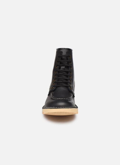 Stiefeletten & Boots Kickers NEOPARAKICK schwarz schuhe getragen