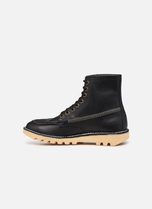 Stiefeletten & Boots Kickers NEOPARAKICK schwarz ansicht von vorne