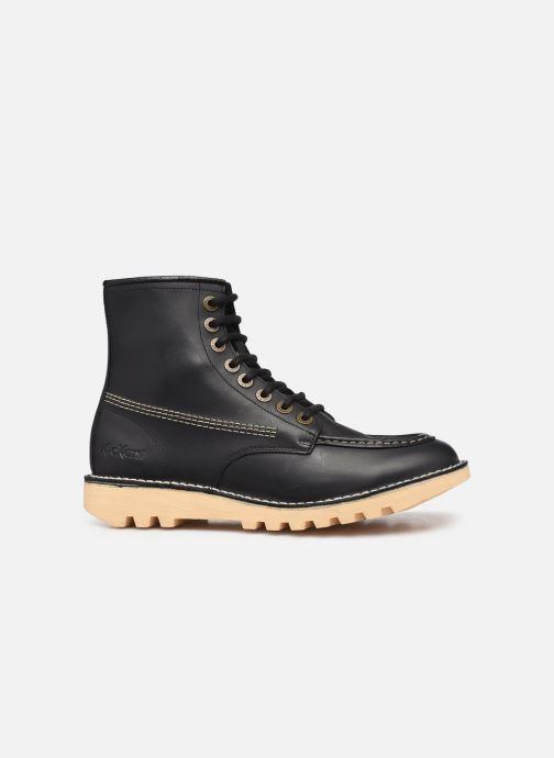 Stiefeletten & Boots Kickers NEOPARAKICK schwarz ansicht von hinten