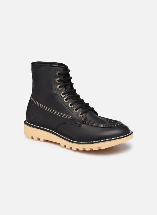 Stiefeletten & Boots Kickers NEOPARAKICK schwarz detaillierte ansicht/modell