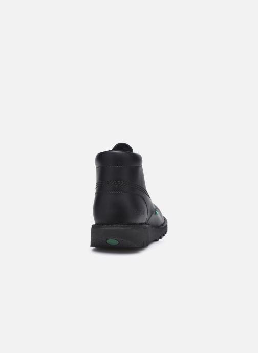 Stiefeletten & Boots Kickers KICK HI schwarz ansicht von rechts