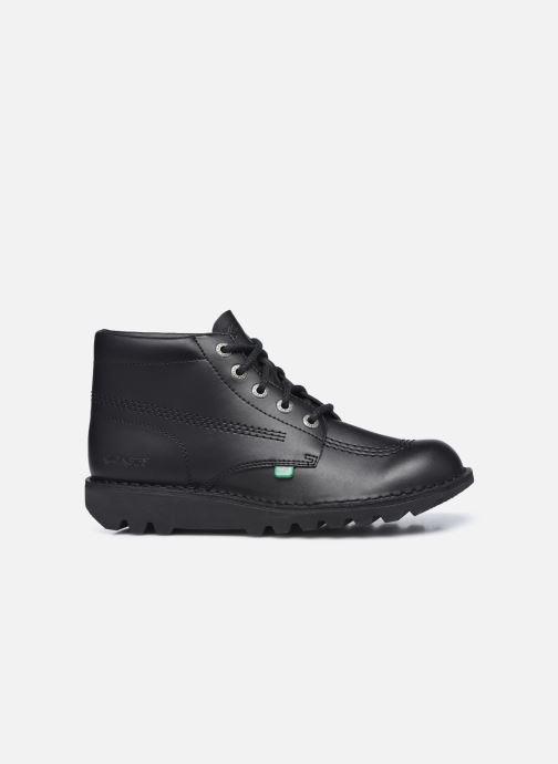 Stiefeletten & Boots Kickers KICK HI schwarz ansicht von hinten