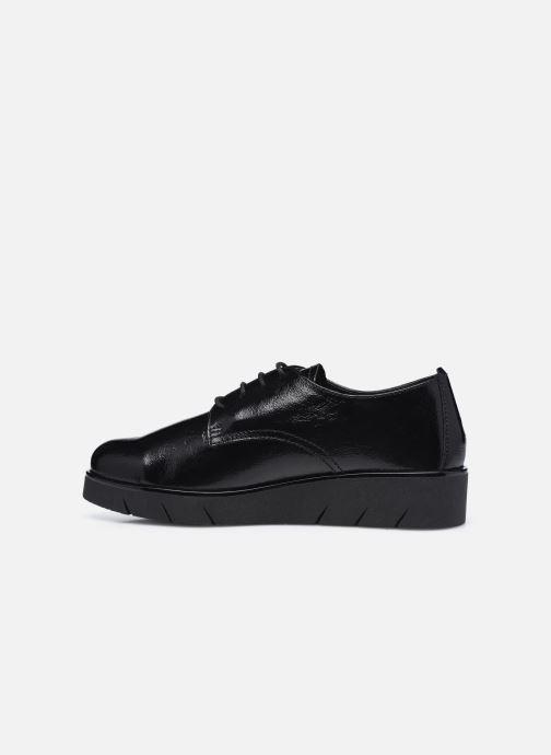 Chaussures à lacets The Flexx Arielle2 Noir vue face