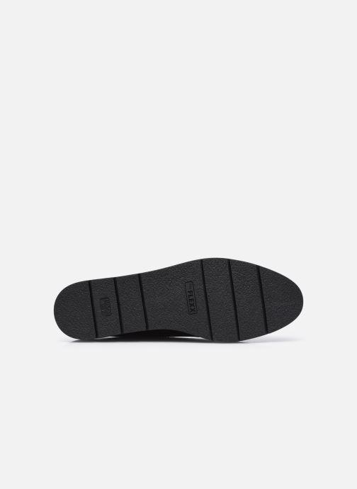 Chaussures à lacets The Flexx Arielle2 Noir vue haut