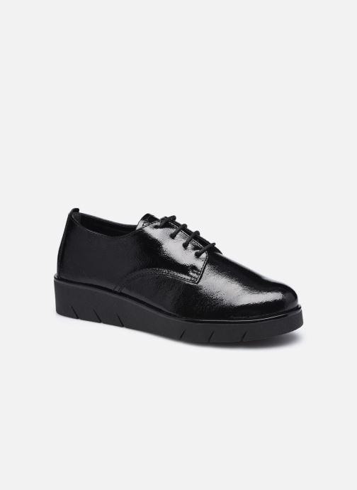Chaussures à lacets The Flexx Arielle2 Noir vue détail/paire