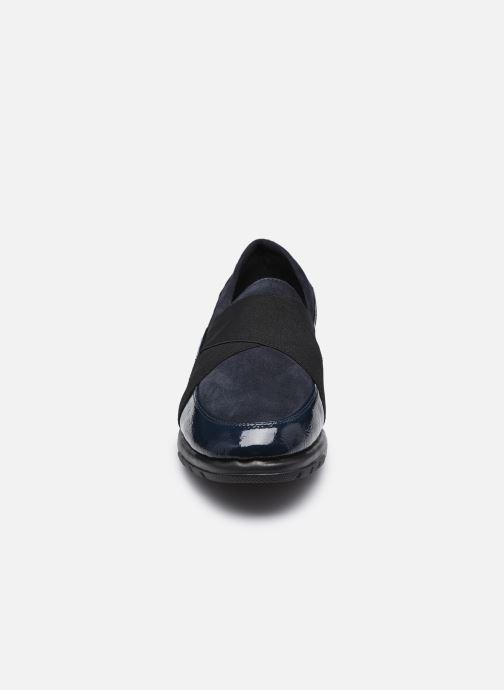 Mocassins The Flexx Adamina2 Bleu vue portées chaussures