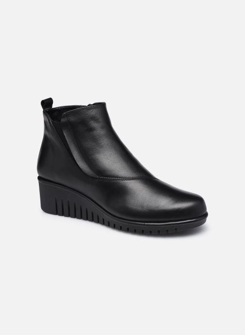 Boots en enkellaarsjes The Flexx Alesha2 Zwart detail