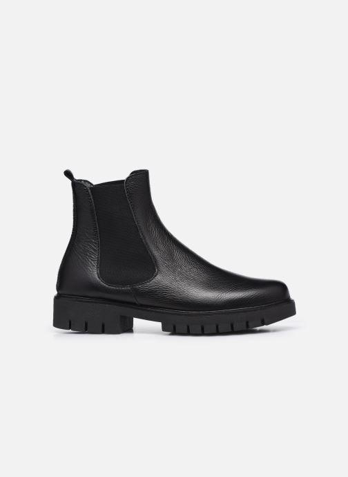 Boots en enkellaarsjes The Flexx Beverly Way2 Zwart achterkant
