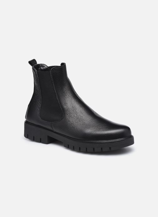 Boots en enkellaarsjes The Flexx Beverly Way2 Zwart detail