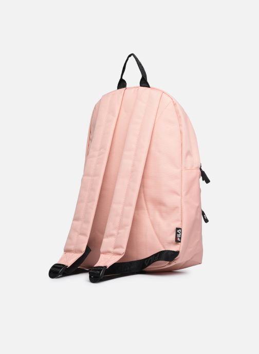 Sacs à dos FILA Backpack S'Cool Two Rose vue droite