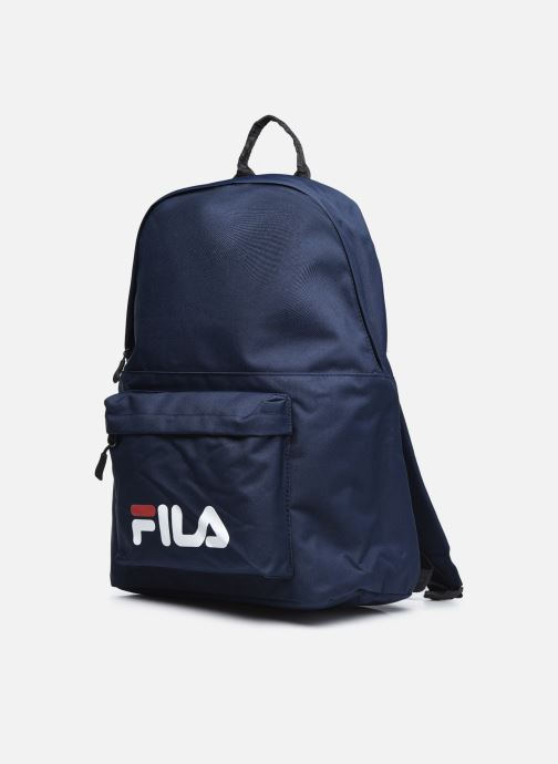 Rugzakken FILA Backpack S'Cool Two Blauw model