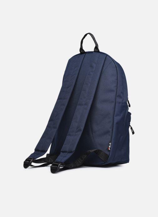 Mochilas FILA Backpack S'Cool Two Azul vista lateral derecha