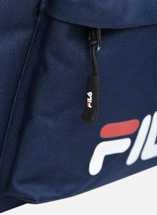 Rugzakken FILA Backpack S'Cool Two Blauw links