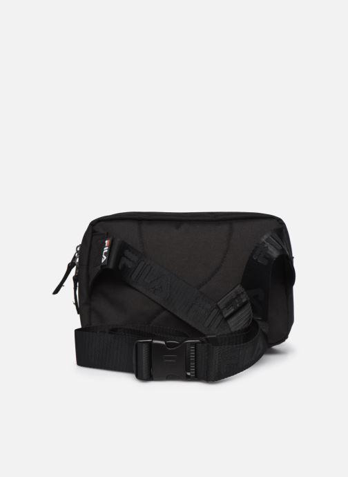 Handtaschen FILA Canvas Waistbag schwarz ansicht von vorne