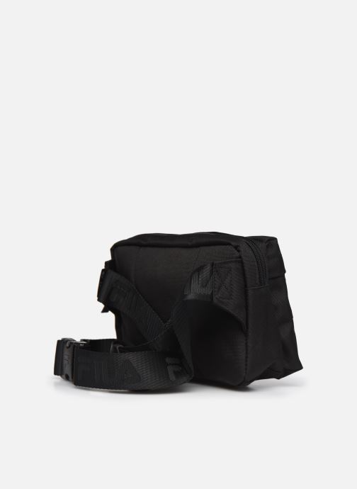 Handtassen FILA Canvas Waistbag Zwart rechts