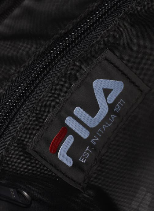 Handtaschen FILA Canvas Waistbag schwarz ansicht von hinten