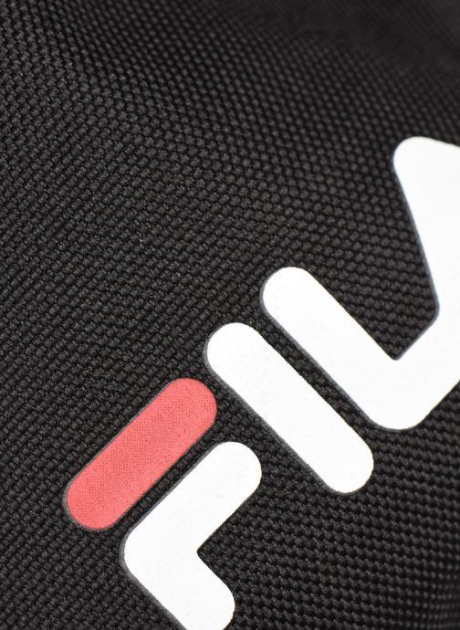 Handtaschen FILA Canvas Waistbag schwarz ansicht von links