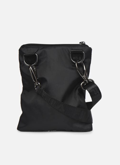 Handtaschen FILA Passport Pouch schwarz ansicht von vorne