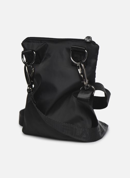 Handtaschen FILA Passport Pouch schwarz ansicht von rechts
