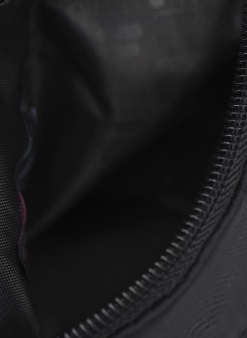 Handtaschen FILA Passport Pouch schwarz ansicht von hinten