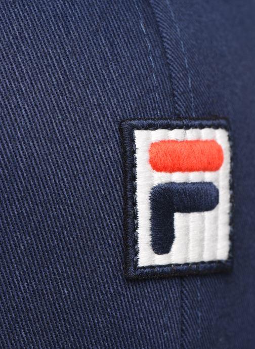 Cappellino FILA Heritage Cap Azzurro immagine frontale