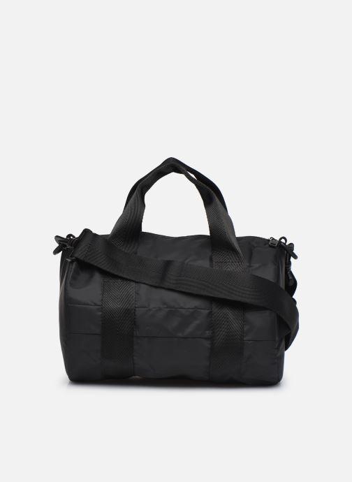 Sporttaschen FILA Mini Barrel Bag schwarz ansicht von vorne